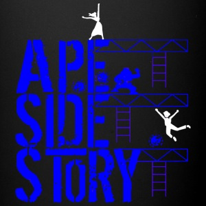 Ape Side Story - Full Color Mug