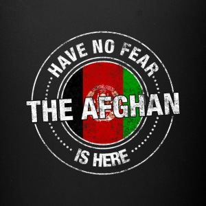 Have No Fear The Afghan Is Here - Full Color Mug