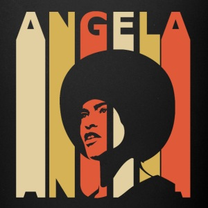 Retro Angela - Full Color Mug