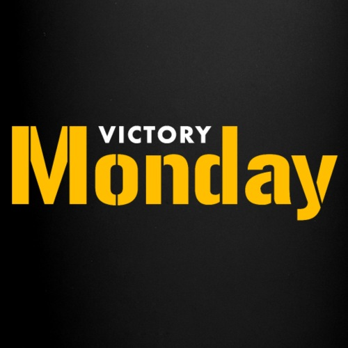 Victory Monday (Black/1-sided)