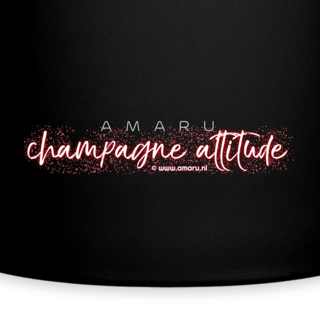 AMARU - Champagne Attitude (Album Logo)