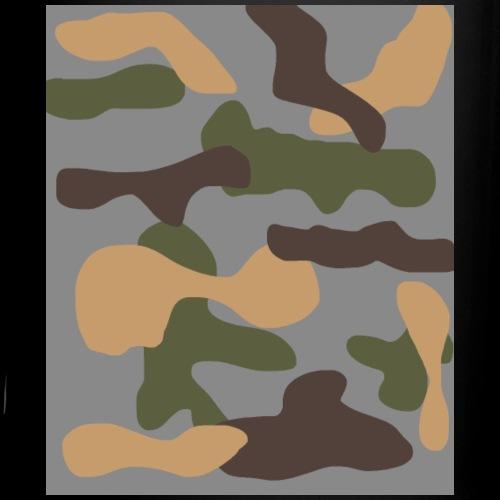 Military Veteran Cammo Camouflage Mask Cover. - Full Color Mug