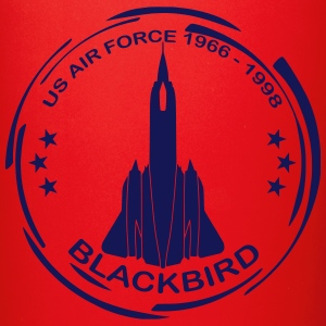 Aircraft Blackbird - Full Color Mug