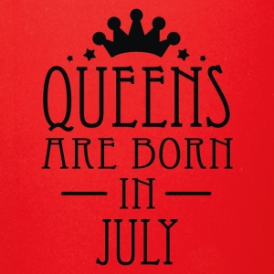 Queens Are Born In July 2 - Full Color Mug