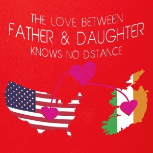 The Love Between Father And Daughter - Full Color Mug