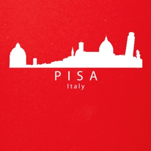 Pisa Italy Skyline - Full Color Mug