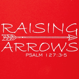 Raising Arrow - Full Color Mug