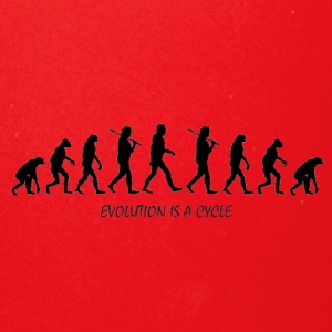 evolution - Full Color Mug