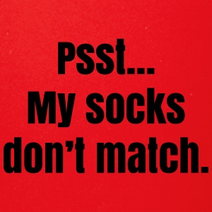 Psst...My Socks Don't Match - Full Color Mug