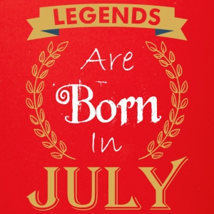 Legend Are Born In July - Full Color Mug