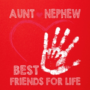 Aunt and nephew best friends for lifes - Full Color Mug