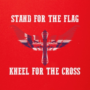 Stand for the flag Norway kneel for the cross - Full Color Mug