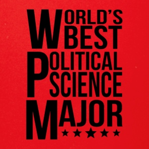 World's Best Political Science Major - Full Color Mug