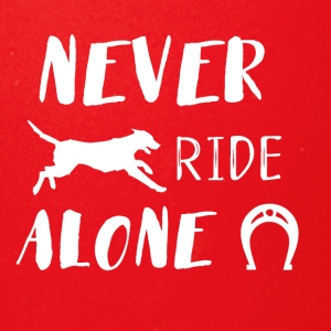 Never Ride alone - Full Color Mug