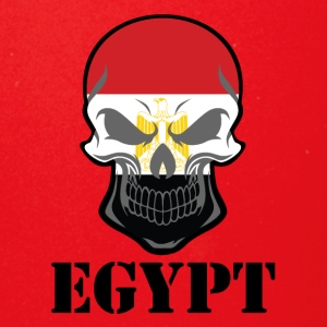 Egyptian Flag Skull Egypt - Full Color Mug
