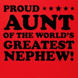 Proud Aunt Of The World's Greatest Nephew - Full Color Mug