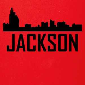 Jackson Mississippi City Skyline - Full Color Mug