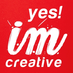 Yes I`m Creative - Full Color Mug