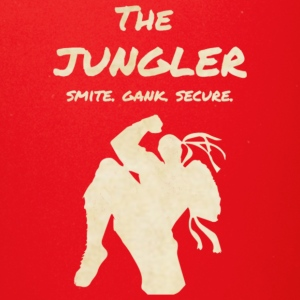T-shirt League of Legends: The Jungler / Lee sin - Full Color Mug