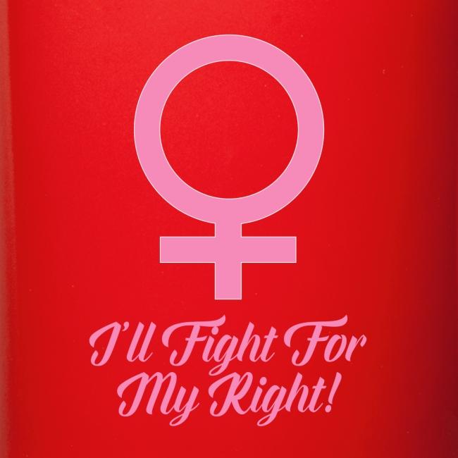 Women's Rights Female Symbol