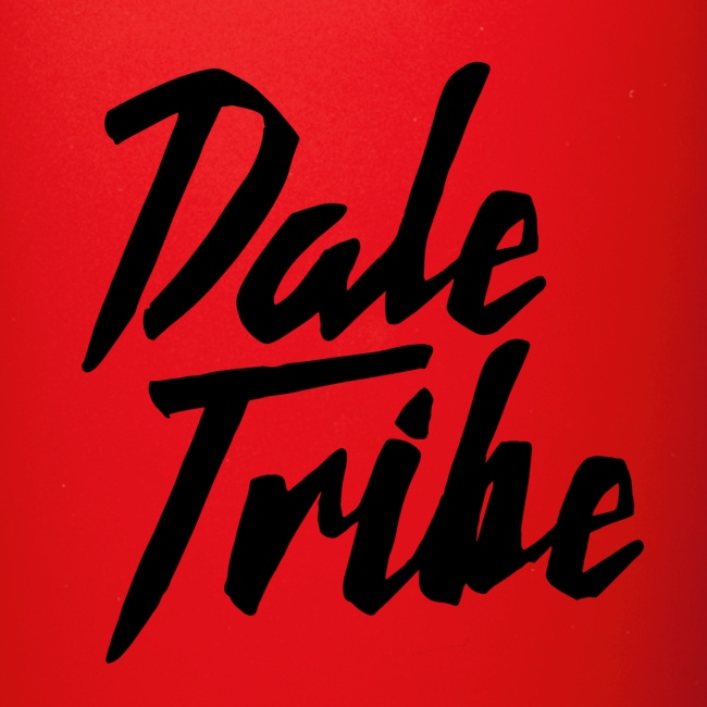 Dale Tribe Logo BLACK