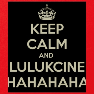 keep calm and lulukcine ahahahahah - Full Color Mug