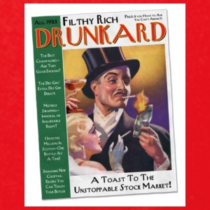 Filthy Rich Drunkard - Full Color Mug