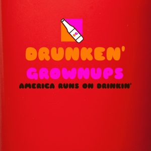 DRUNKEN GROWNUPS - Full Color Mug