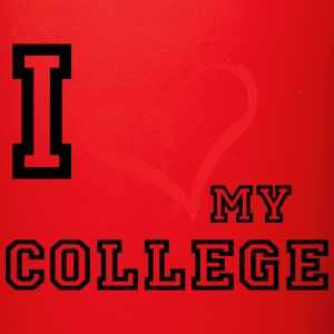 I_LOVE_MY_COLLEGE- PLUS SIZE - Full Color Mug