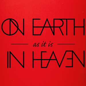 On Earth as it is in Heaven - Full Color Mug
