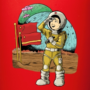 Chinese Space Boy - Full Color Mug