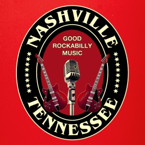 nashville good rockabilly - Full Color Mug