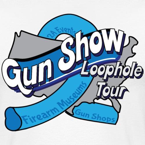 GunShow Loophole Tour '18 - Baseball T-Shirt