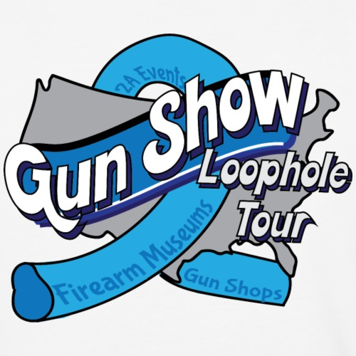 GunShow Loophole Tour '18 - Unisex Baseball T-Shirt