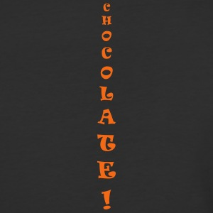 chocolate only - Baseball T-Shirt