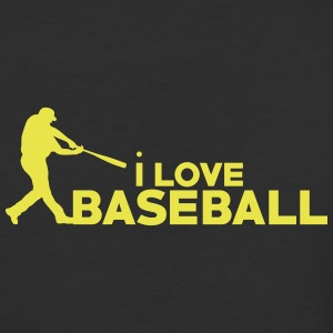 I Love Baseball - Baseball T-Shirt