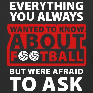 Every thing about football - Baseball T-Shirt