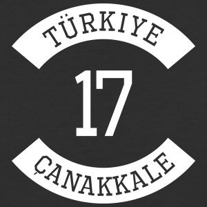 turkiye 17 - Baseball T-Shirt