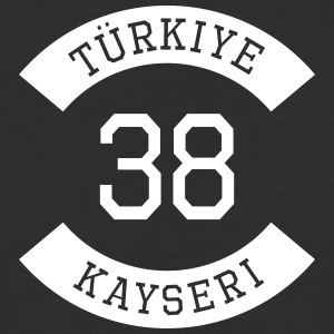 turkiye 38 - Baseball T-Shirt