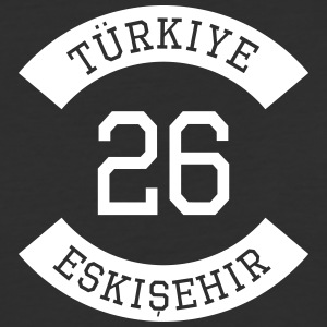 turkiye 26 - Baseball T-Shirt