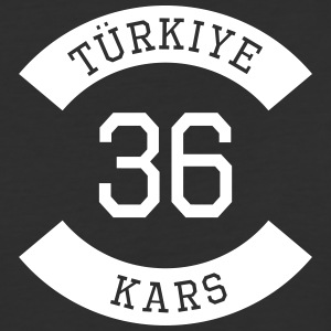 turkiye 36 - Baseball T-Shirt
