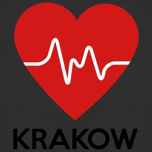 Heart Krakow - Baseball T-Shirt
