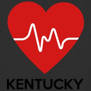 Heart Kentucky - Baseball T-Shirt