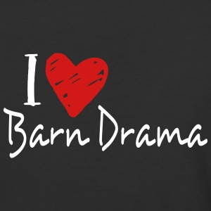 Barn Drama - Baseball T-Shirt