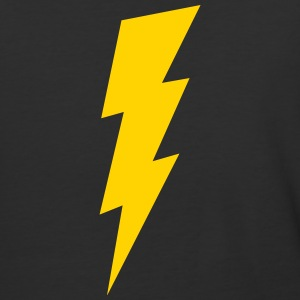 lightning bolt camera flash women s t shirt - Baseball T-Shirt