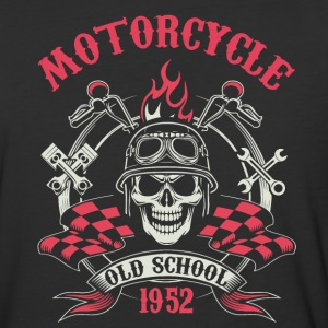 Motocycle Tshirs - Baseball T-Shirt