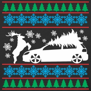 MK6 GTI Ugly Christmas Sweater - Baseball T-Shirt