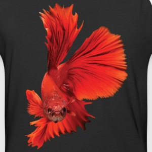 Siamese fighting fish - Baseball T-Shirt