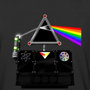 This Island Earth Interocitor Dark Side Prism - Baseball T-Shirt