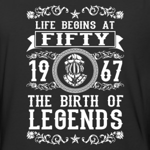 1967 - 50 years - Legends - 2017 - Baseball T-Shirt